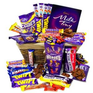 Chocolates Gift Baskets Brisbane - Same Day Flower Delivery