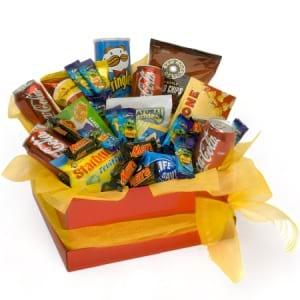 Everyday Favourites - Deliver Gift Basket Brisbane